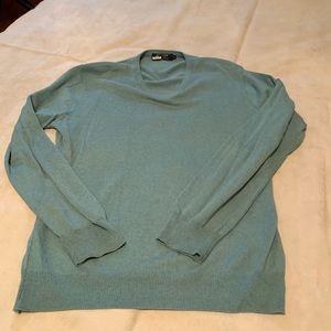J.Crew Cotton/Cashmere Sweater M